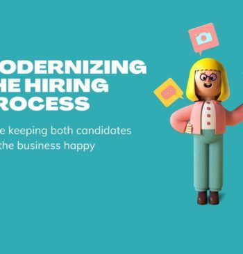 Just the 2 things you need to improve your hiring process , improve candidate hiring, hiring process, candidate experience, employee engagement, employee experience